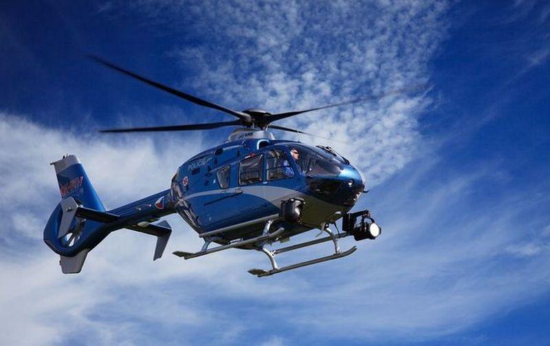 Сен-Тропе: заказать перелет на вертолете